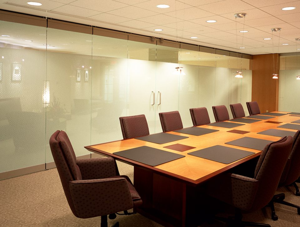 100SR-G MOVEABLE WALL - Operable Partitions and Glass Wall Systems ...