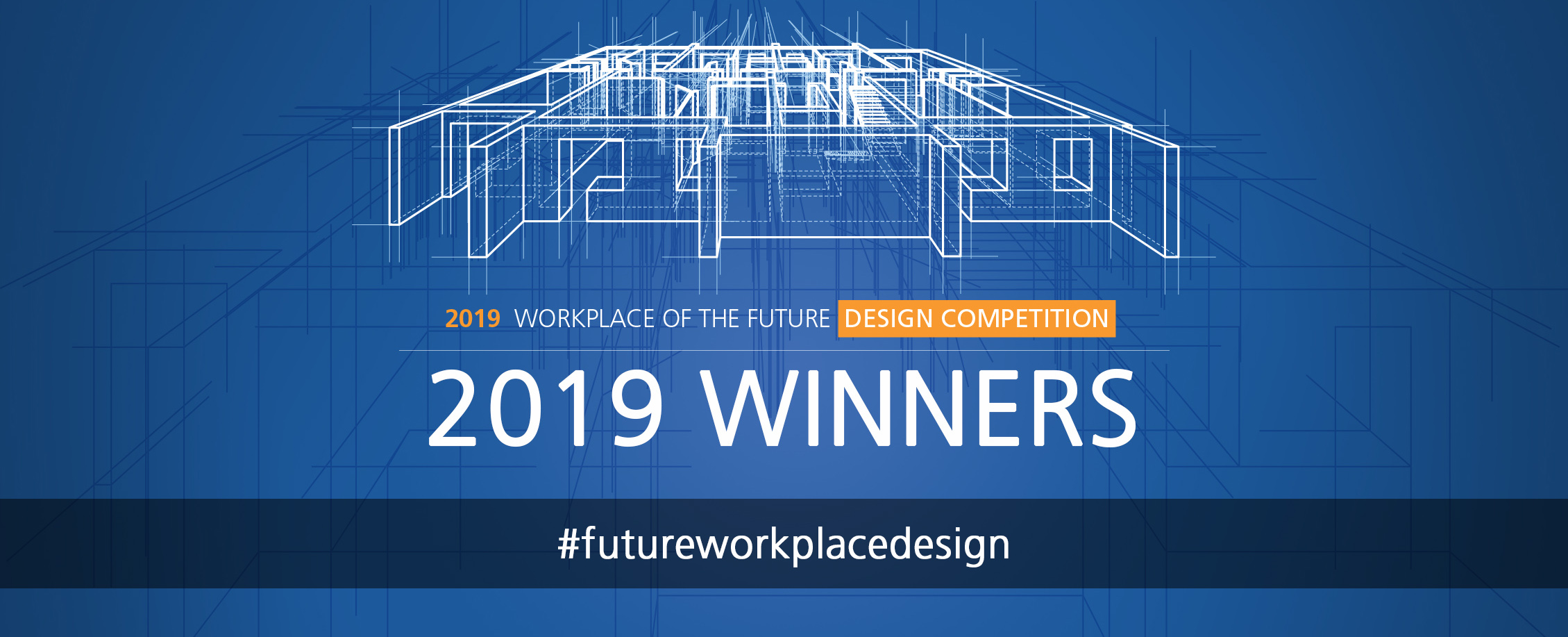 2019 Workplace of the Future Design Competition Winners
