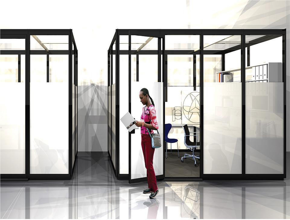 PK-30 Office Pods