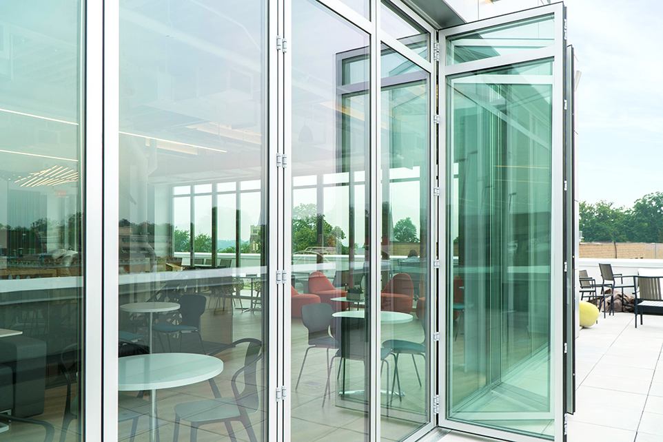 Sunflex sf 55 folding glass doors operable partitions and glass sunflex sf 55 folding glass doors planetlyrics Image collections
