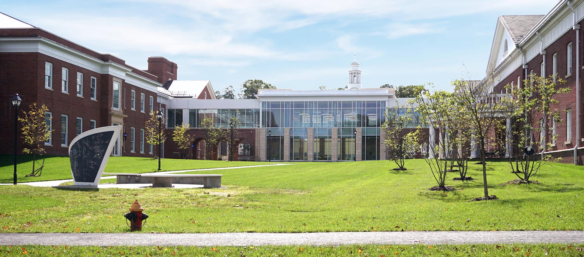 The College of NJ Stem Complex