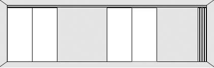 ComfortDrive zonal opening panels example 1