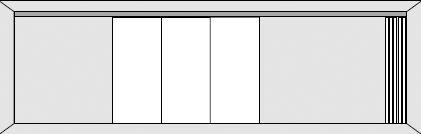 ComfortDrive zonal opening panels example 2