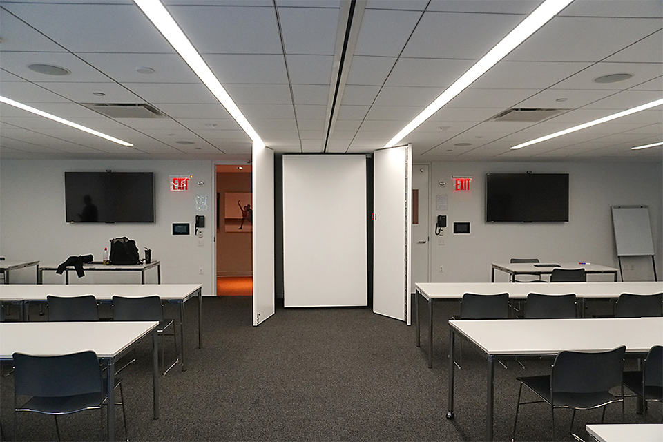 Encore Paired Panels Fexible Room Dividers Operable Partitions