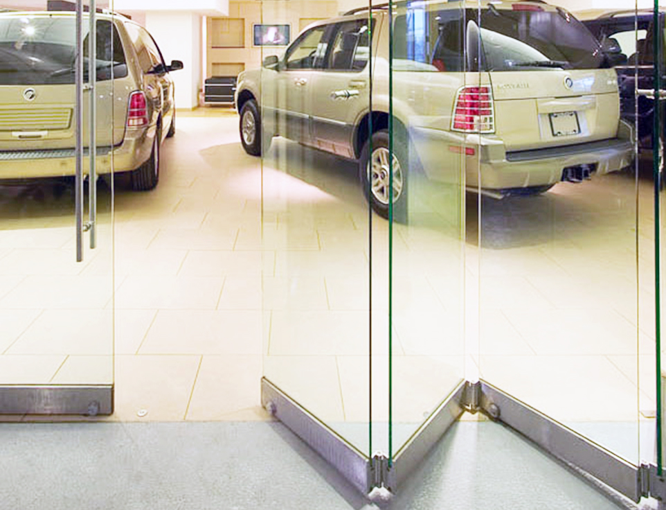 Modernfold Door Modernfold Acousti Seal Partitions Are