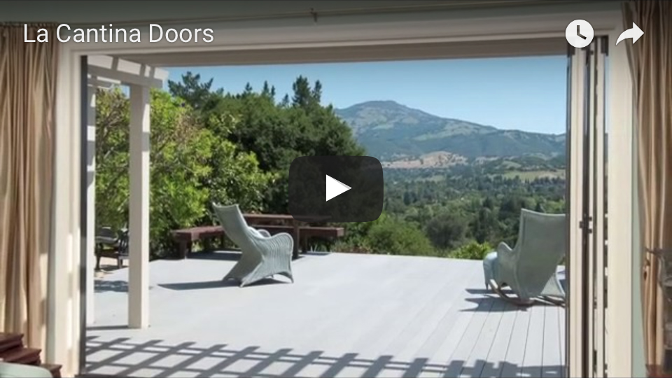 LaCantina Doors video