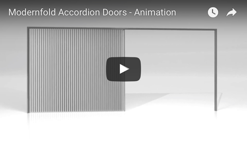 Modernfold Accordion animation