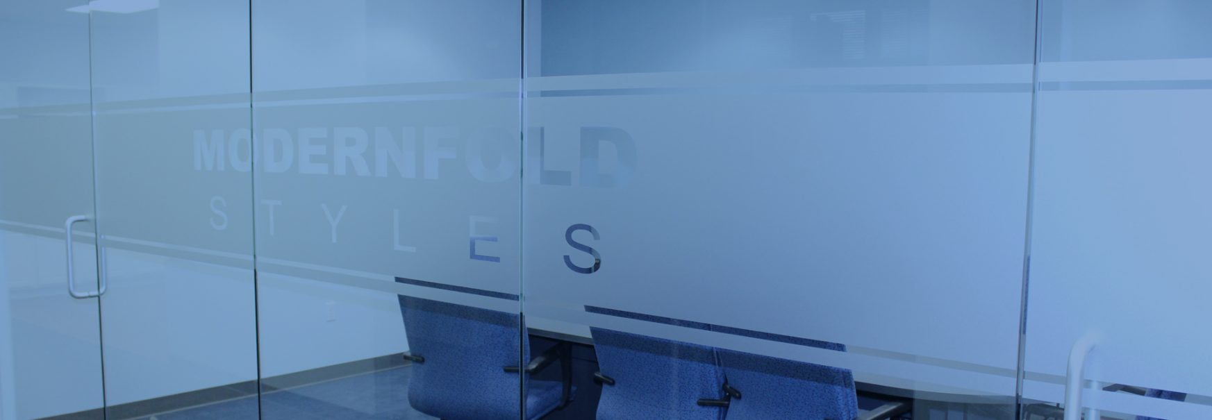 ModernfoldStyles glass doors