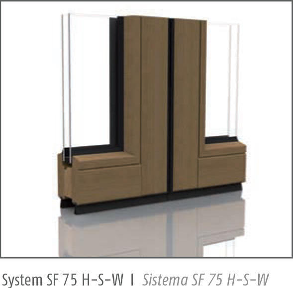 SF 75 HSW frames