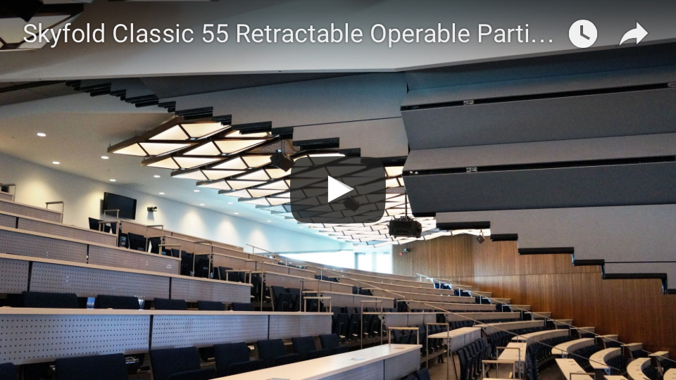 Skyfold Classic 55 Partition youtube