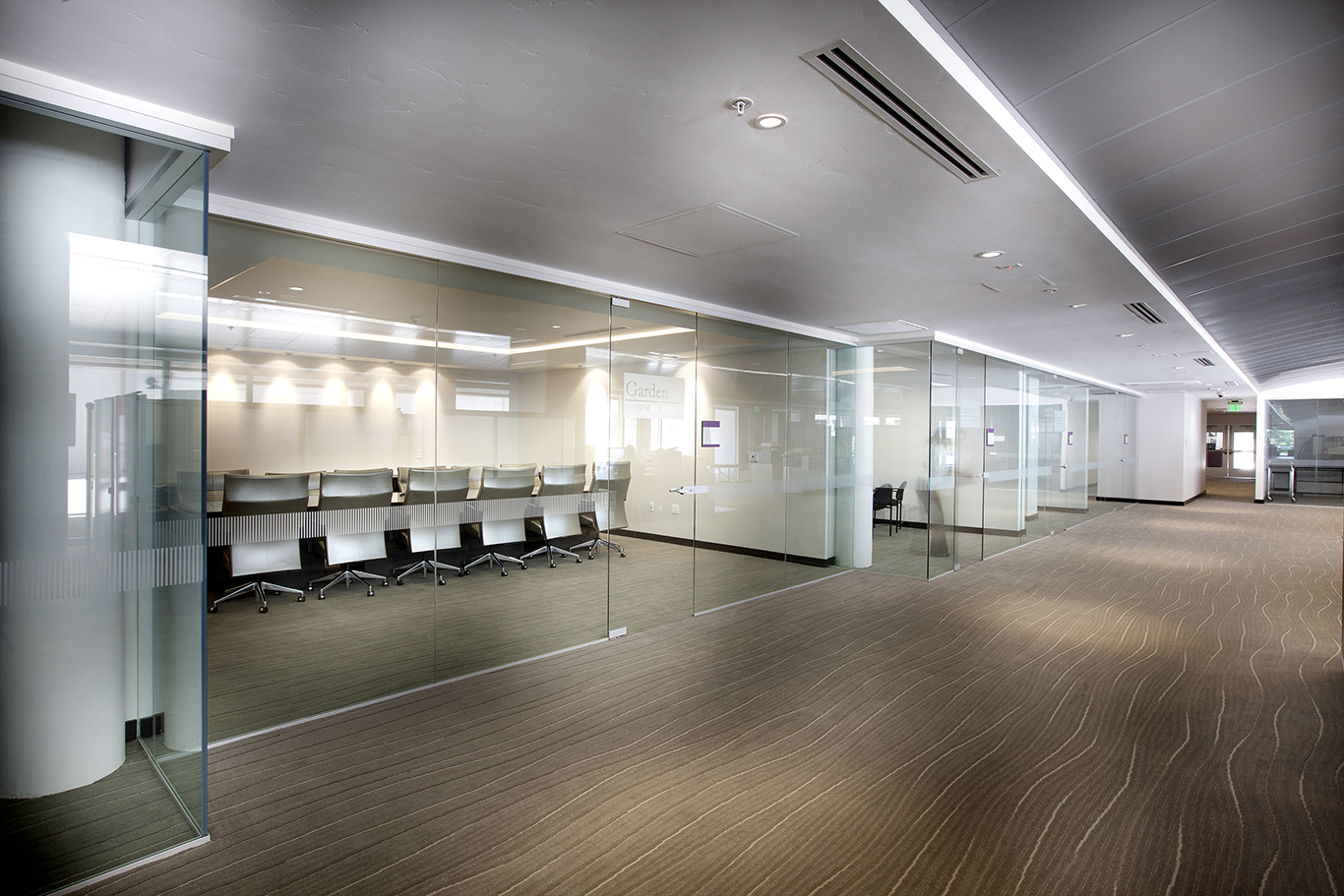 Stylesglass Office Front Glass Wall Systems