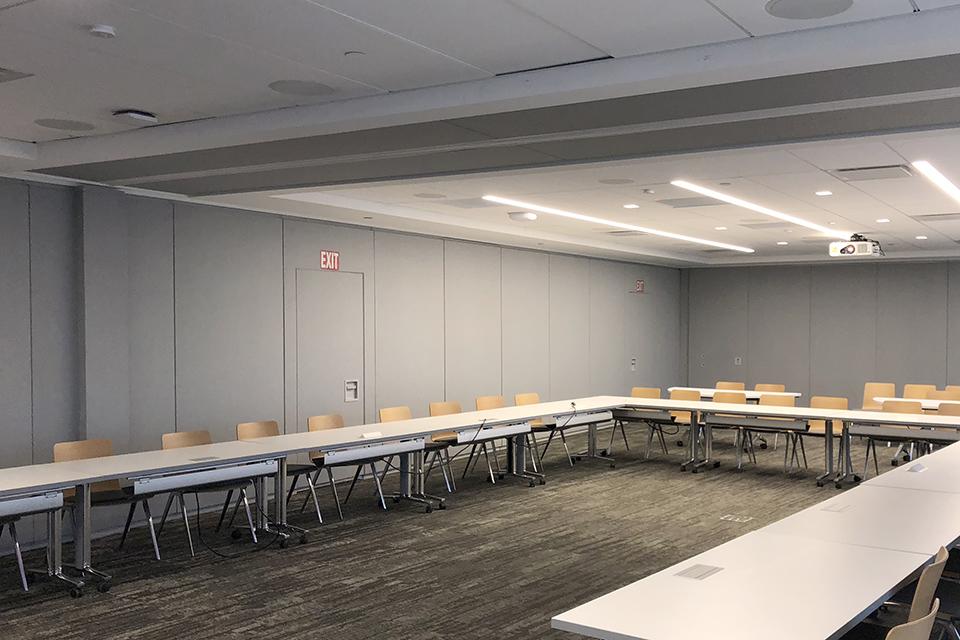 conference room encore walls