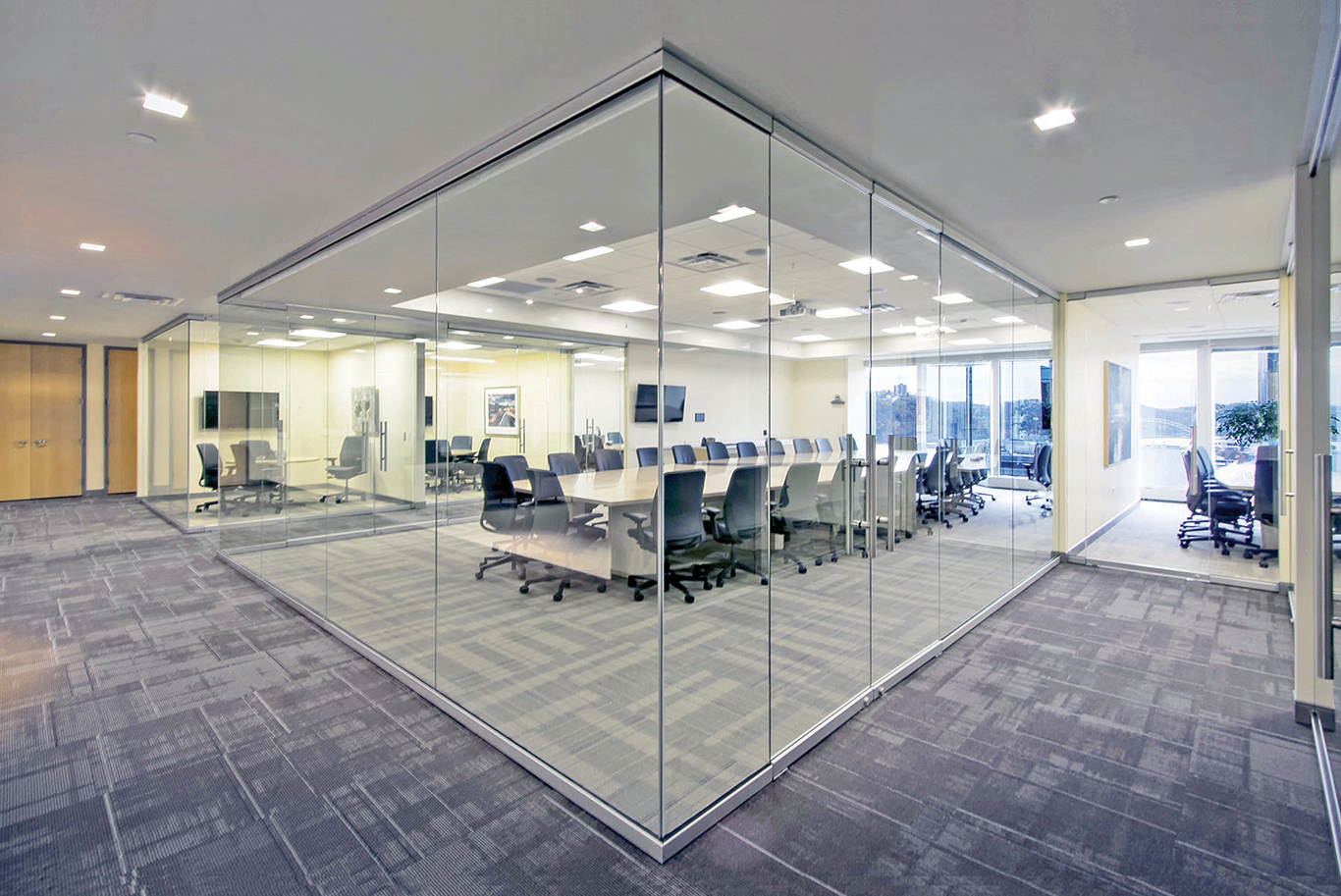 Swing Pivot Glass Doors Glass Walls And Operable