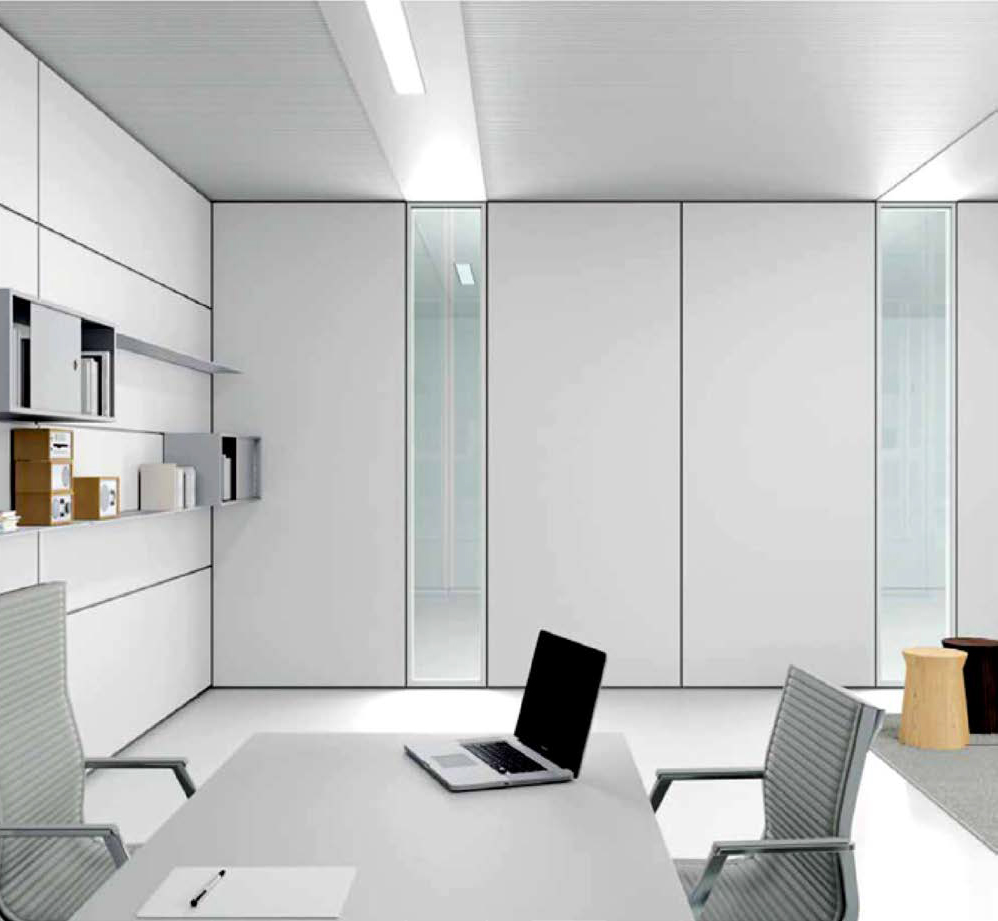 Wall: Operable Partitions & Glass Wall Systems