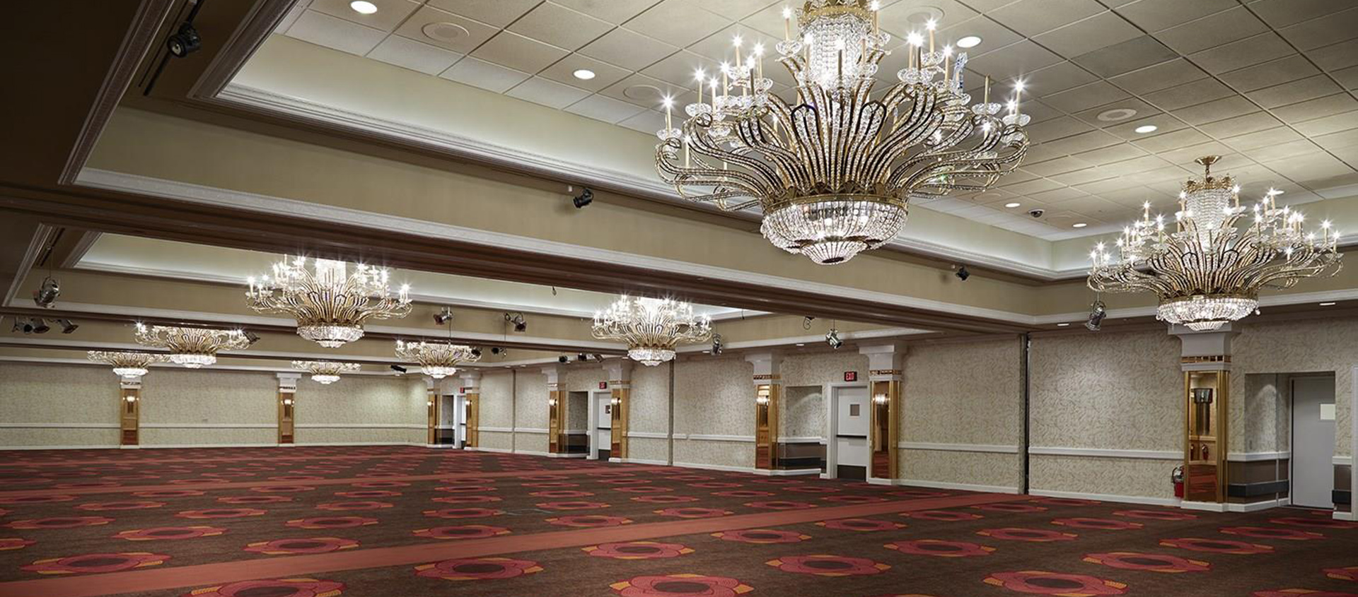 Hard Rock Hotel & Casino Atlantic City - Brighton Ballroom
