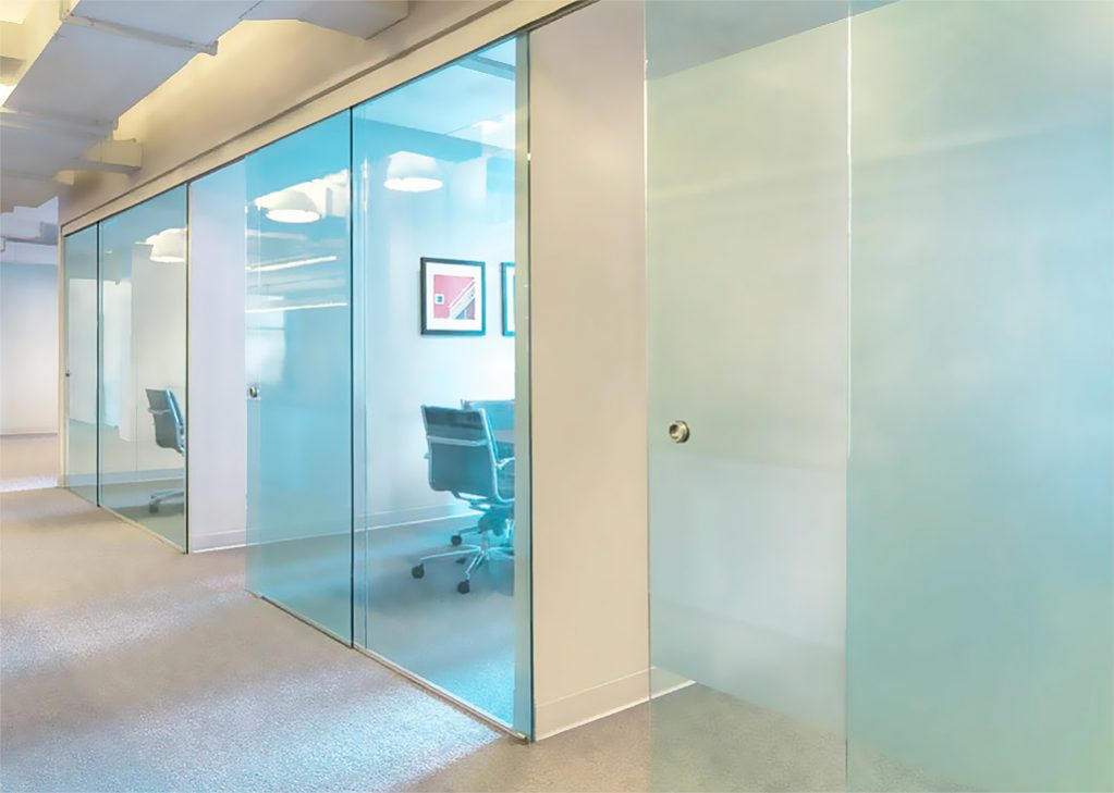 Klein Rollglass Frameless Glass Doors