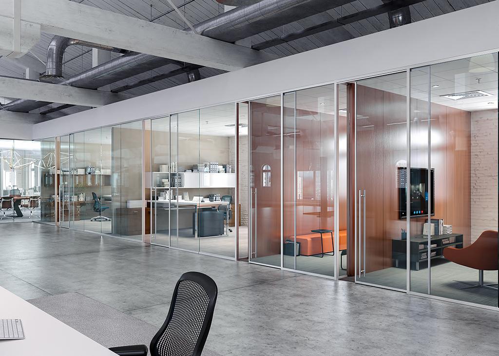 Glass doors - Lama by Modernus
