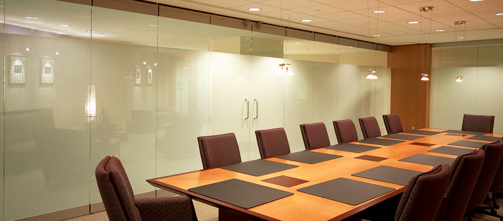 modernfold 100srg moveable glass wall partitions