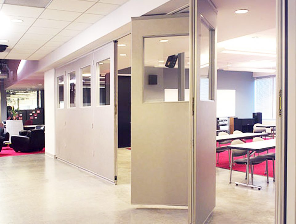 modernfold-acousti-seal-932-paired-panels-3 & ACOUSTI-SEAL 932 PAIRED PANELS - Operable Partitions and Glass Wall ...