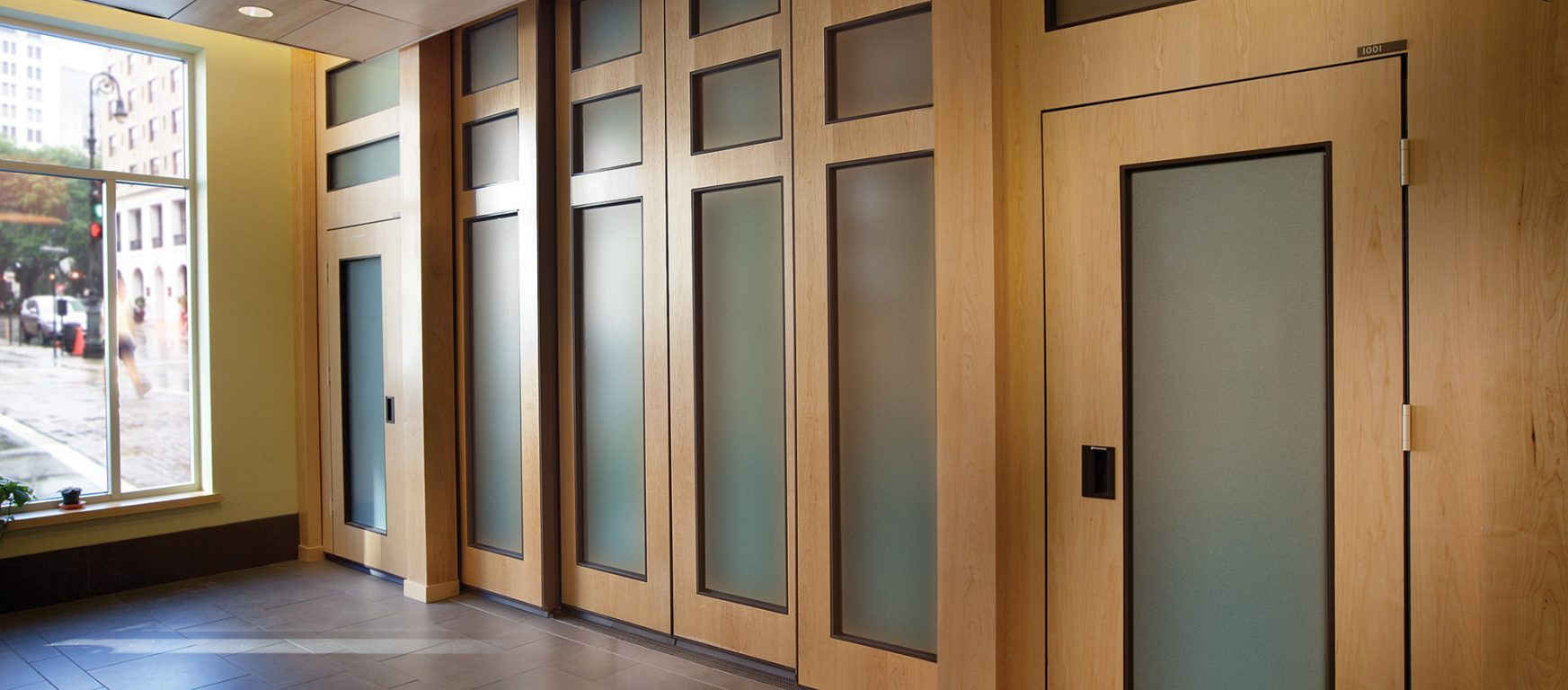 modernfold acousti-seal custom panels