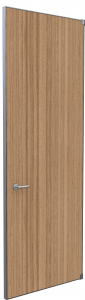 moodwall Low profile framed melamine door