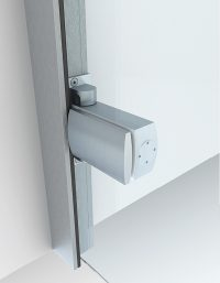 moodwall hydraulic hinge for glass