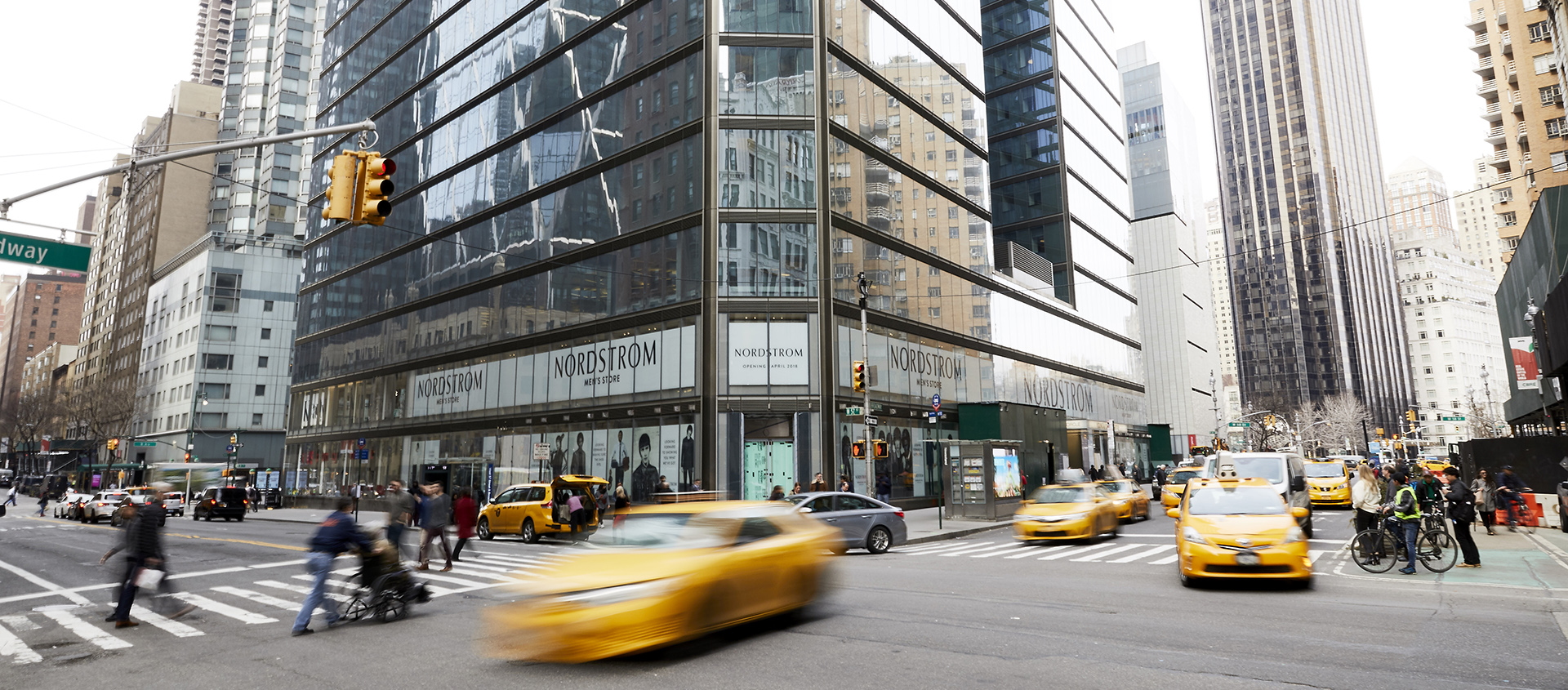 Nordstrom Flagship Store NYC