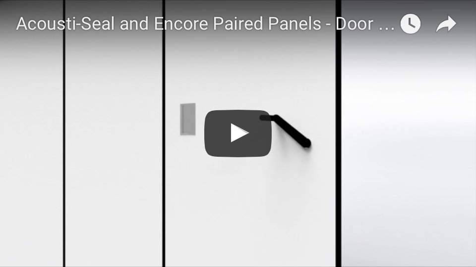 Encore Paired Panel Animation