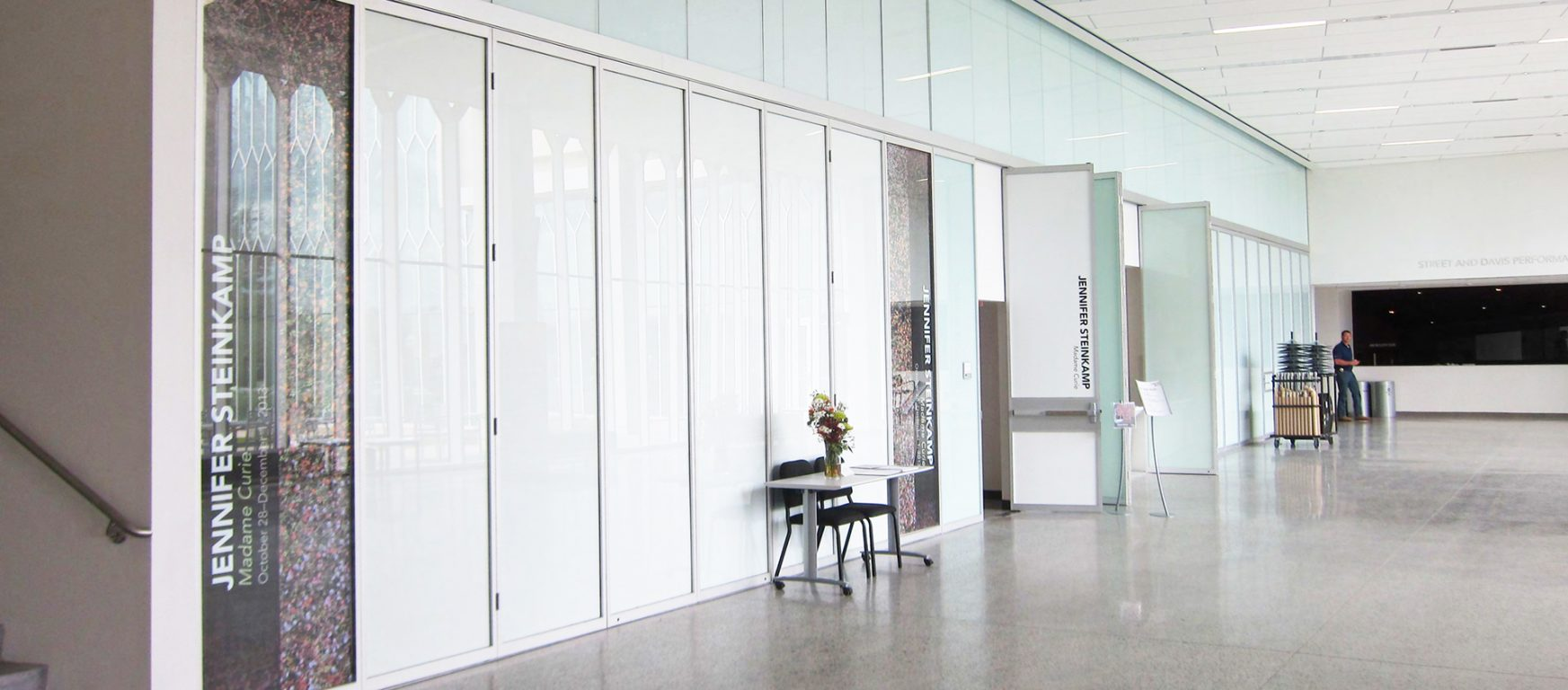 PK-30 Variofold bifolding glass doors & PK-30 Operable Walls by ModernfoldStyles