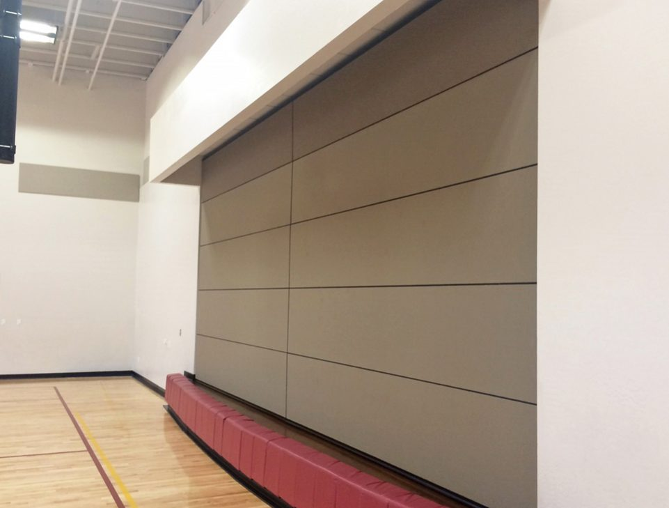 skyfold zenith nr retractable acoustic partitions