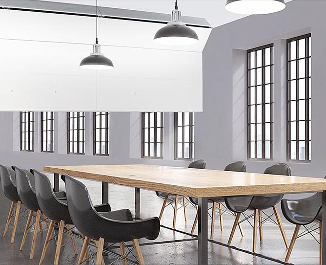 Skyfold Zenith Premium vertical retractable walls