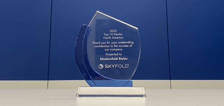 Skyfold Award