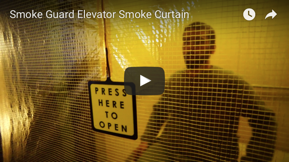 Smoke Guard Elevator Smoke video