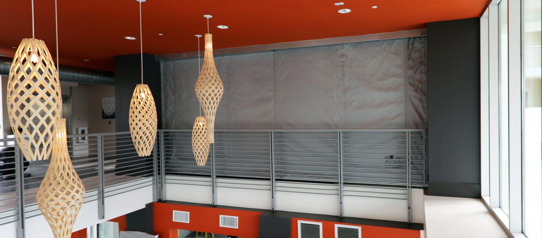 Smoke Guard 2500 Smoke Curtain