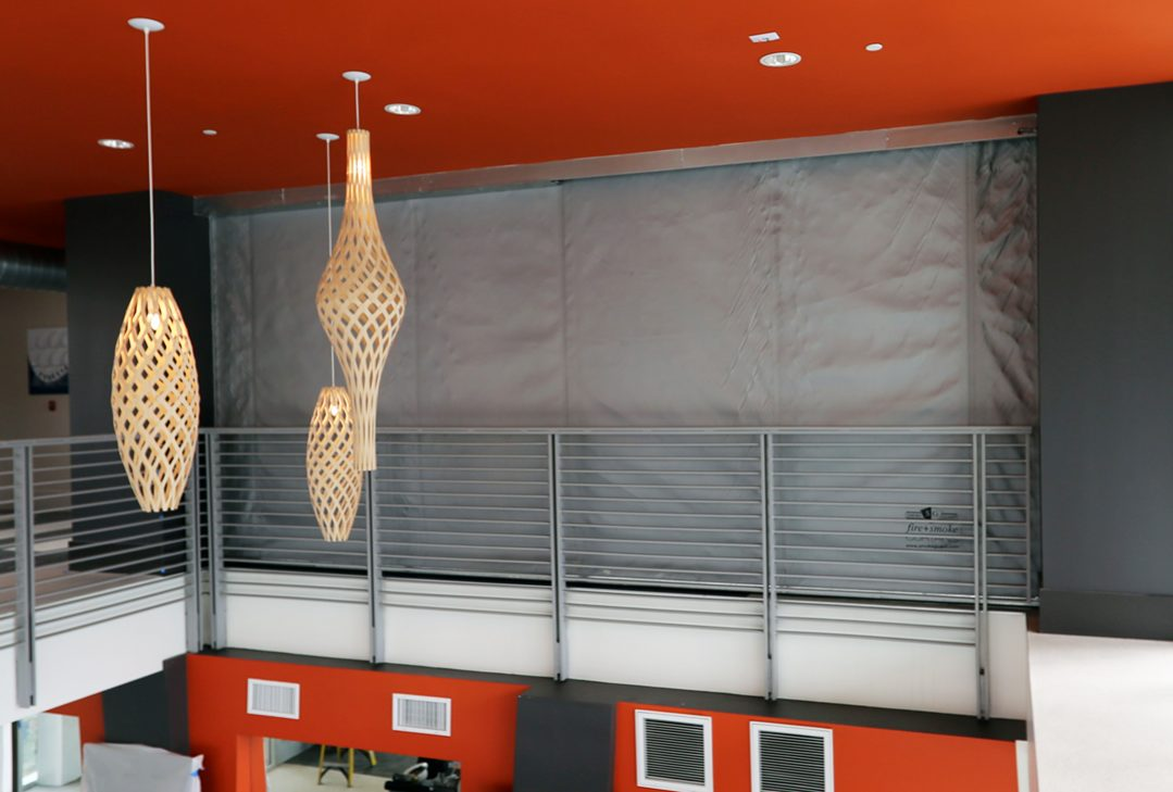 Smoke Guard M2500 Smoke Curtain