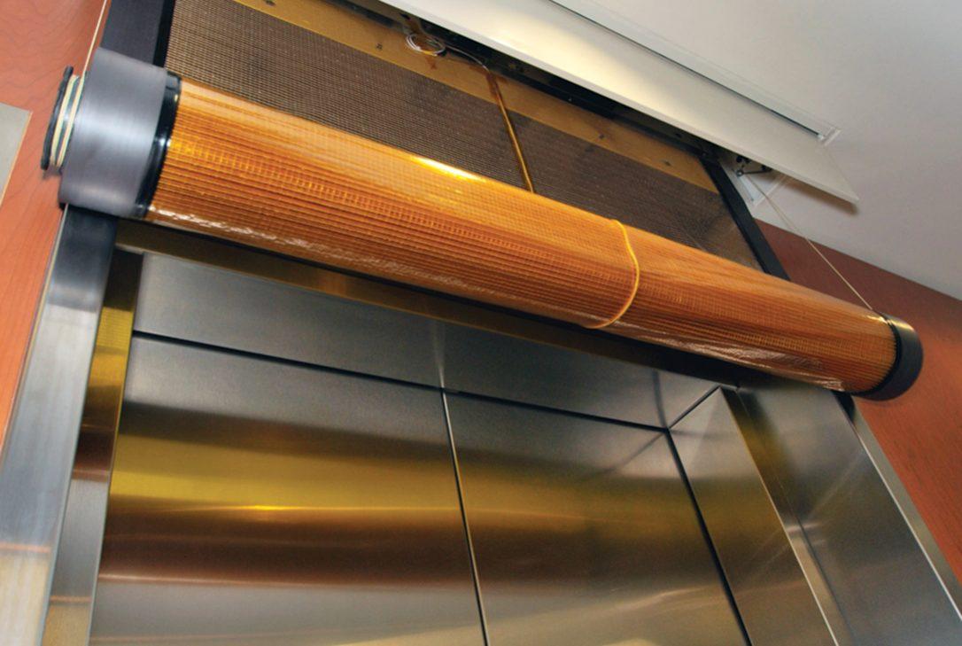 Smoke Guard M400 elevator smoke protection