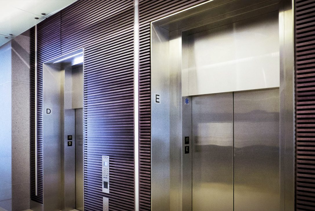 Smoke Guard M400 elevator smoke protection