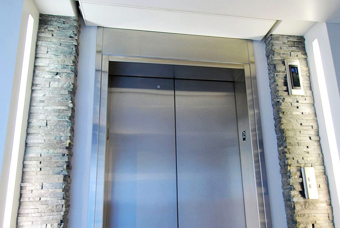 Smoke Guard M600 elevator smoke protection
