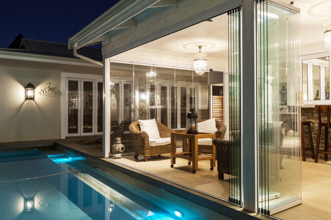 sunflex sf25 exterior glass sliding doors