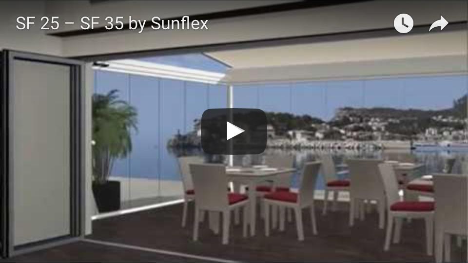 Sunflex SF25 - SF35 video