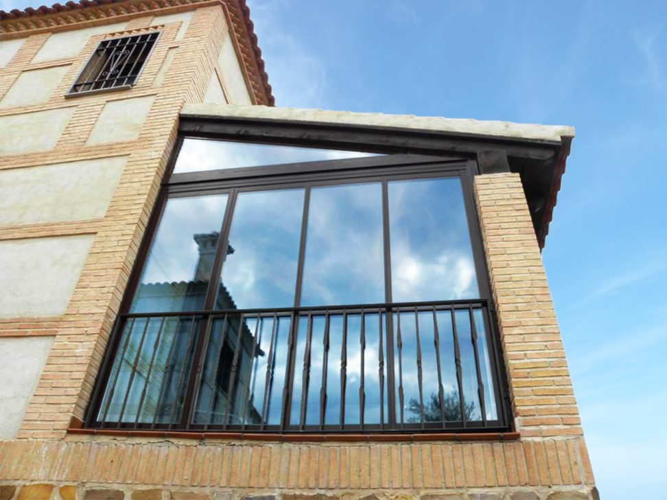 sunflex sf 30 exterior glass panels