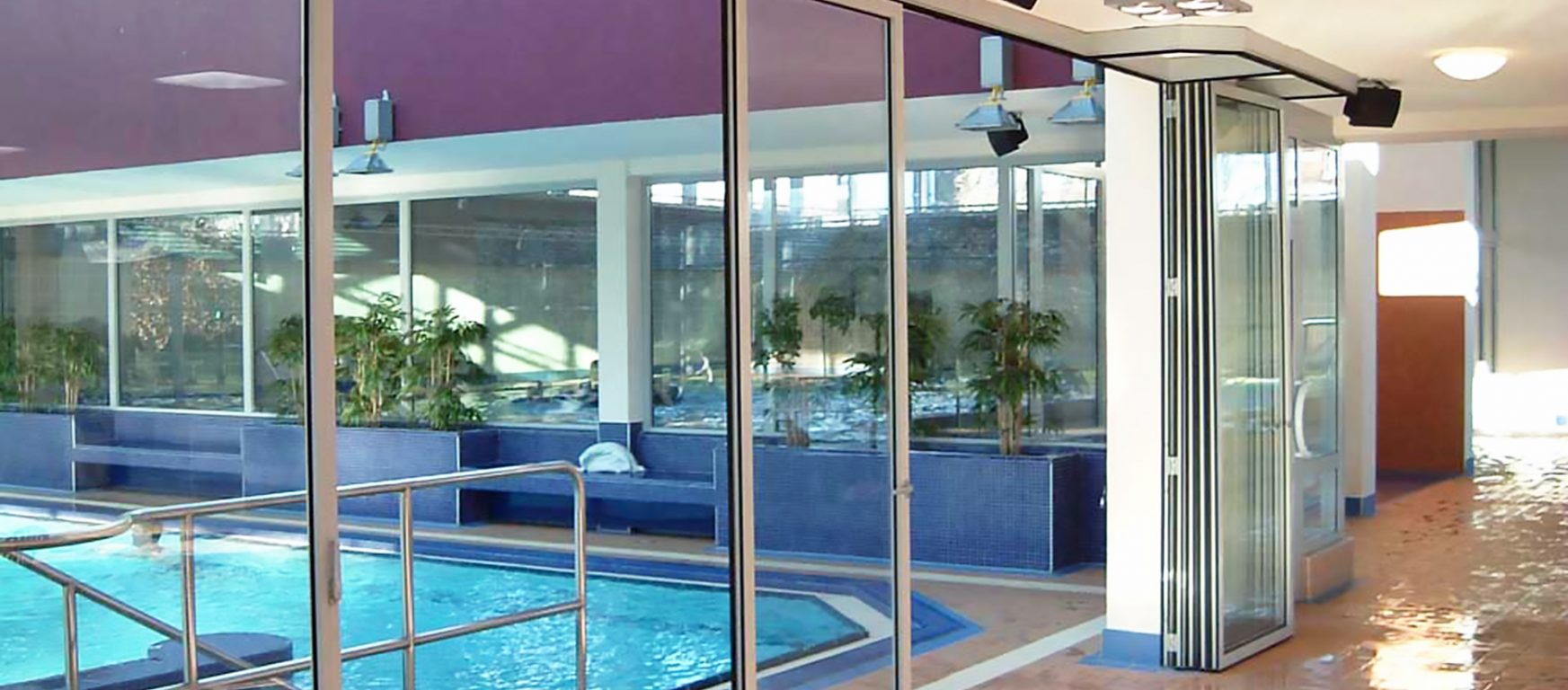 Sunflex SF50 HSW moveable wall