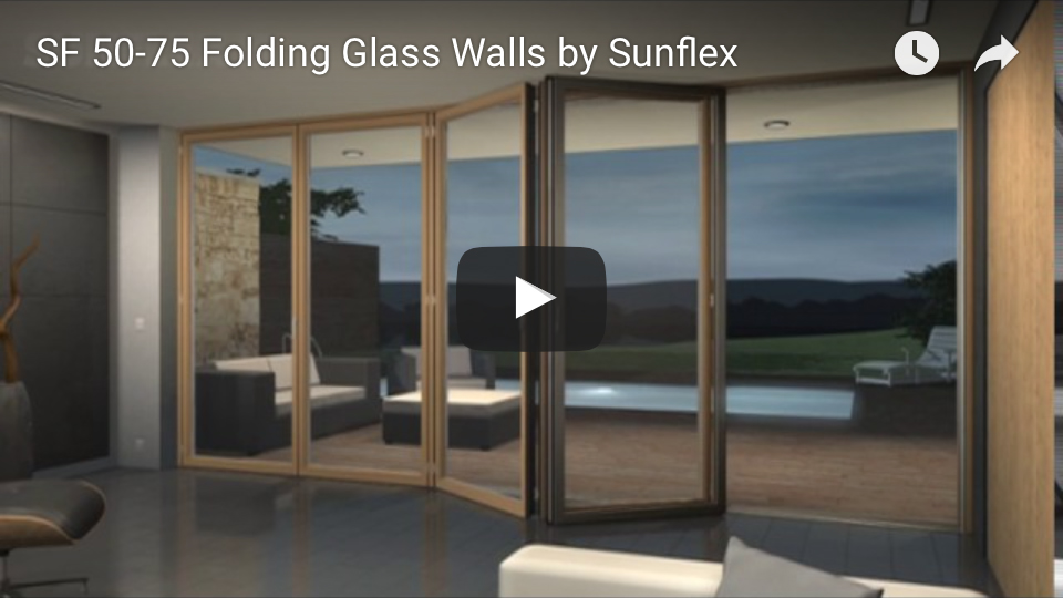 Sunflex SF 50 - SF 75 youtube video