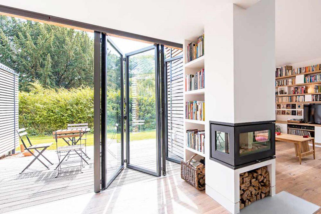 sunflex sf55 bi-folding door