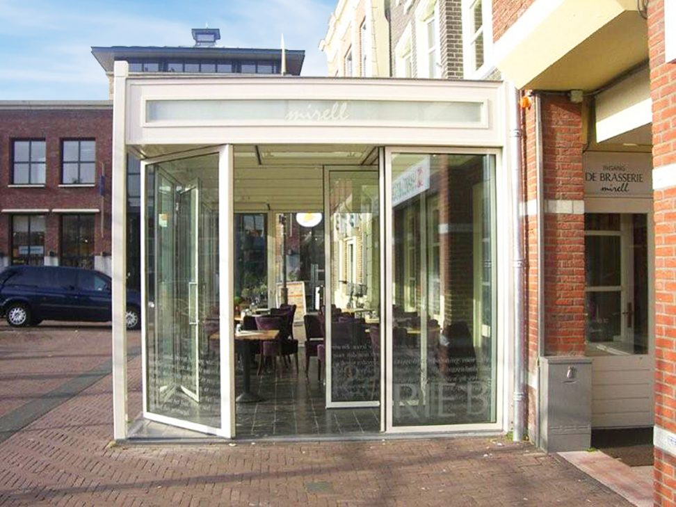 sunflex sf55 hsw folding glass walls