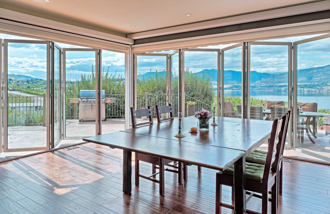 sunflex 75 folding sliding glass doors